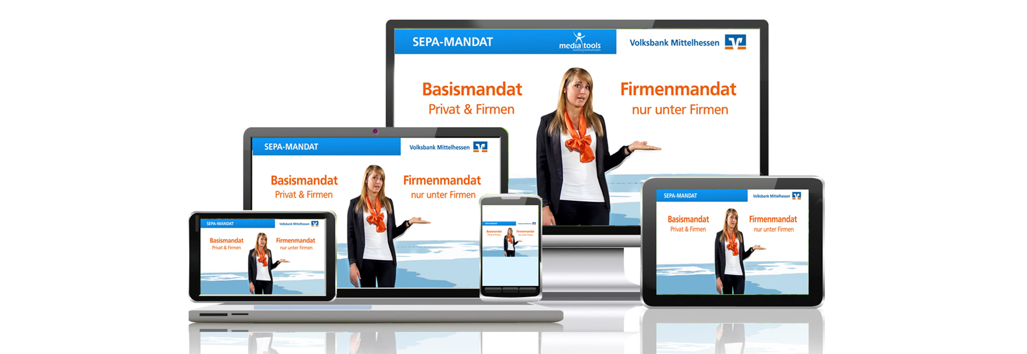 media tools - business communication: Agentur, Beratung und Produktion